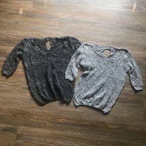 SHEIN Sweater Bundle